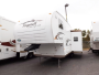Used 2007 Forest River Flagstaff 8528rkss Fifth Wheel For Sale