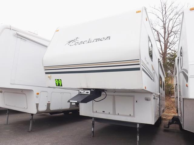 Used 1999 Coachmen Royal 285 Fifth Wheel For Sale