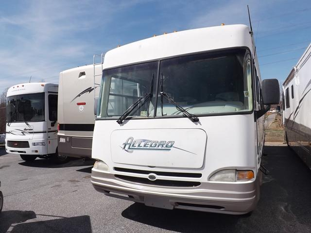 Buy a Used Tiffin Allegro in Statesville, NC.