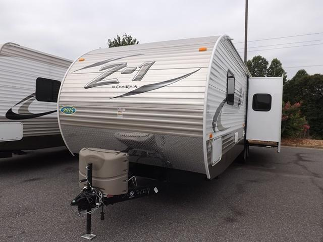 New 2015 Crossroads Z-1 291RL Travel Trailer For Sale