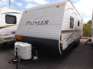Used 2013 Heartland Pioneer BH25 Travel Trailer For Sale