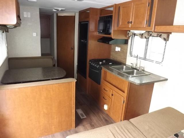 Used 2013 Heartland Pioneer Travel Trailer For Sale In