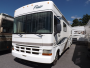 Used 2001 Fleetwood Flair 31A Class A - Gas For Sale