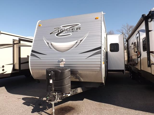 New 2015 Crossroads Zinger 32QB Travel Trailer For Sale