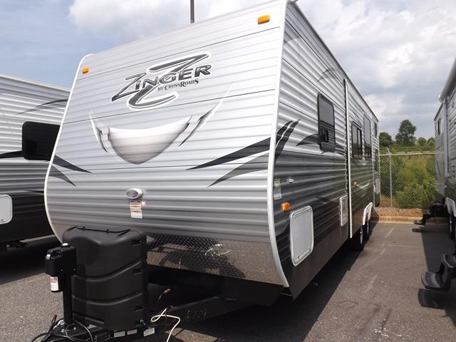 New 2016 Crossroads Zinger 28BH Travel Trailer For Sale