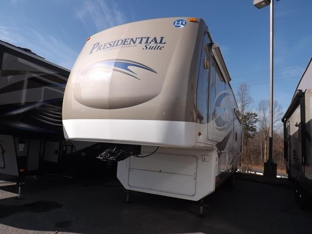 2007 Holiday Rambler Presidential