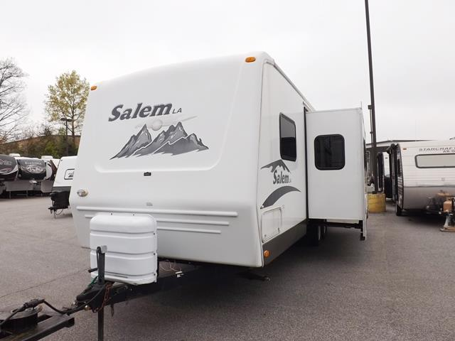 Used 2007 Forest River Salem La 272BHS Travel Trailer For Sale