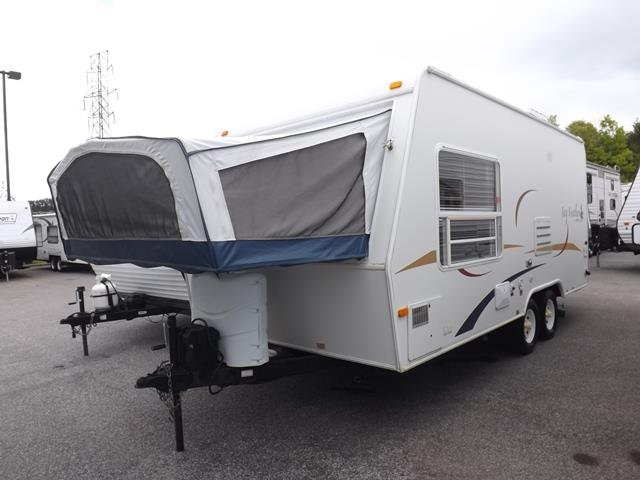 Used 2005 Jayco Jayfeather 19H Travel Trailer For Sale
