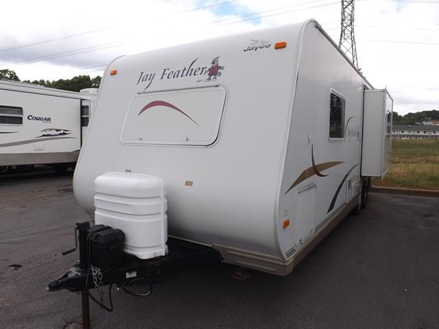 Used 2006 Jayco Jayfeather 25Z Travel Trailer For Sale