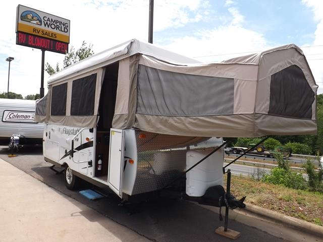 Used 2012 Forest River Flagstaff 27KS Pop Up For Sale