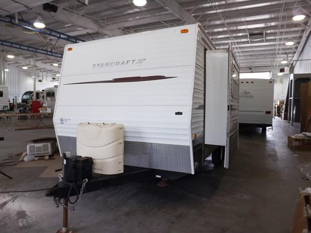 Used 2007 Starcraft Starcraft 1900DBS Travel Trailer For Sale