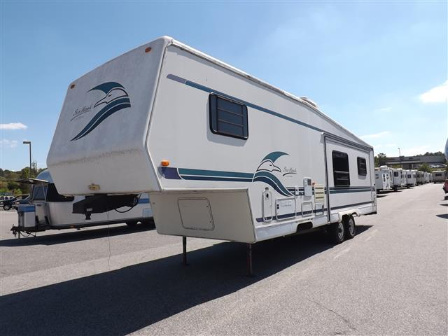 Used 1996 Gulfstream Seahawk 34CK3 (AS-IS) Fifth Wheel For Sale