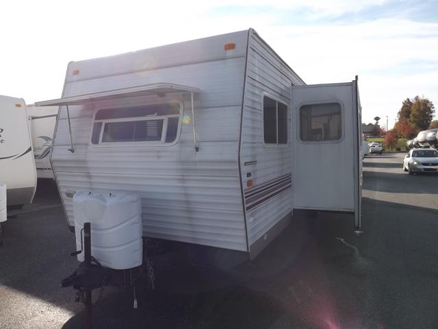 Used 2003 Fleetwood Terry 33A Travel Trailer For Sale