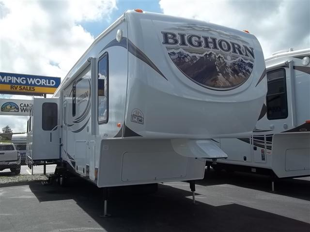 2014 Fifth Wheel Heartland BIGHORN SILVERADO