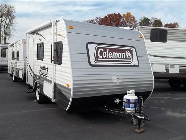 2013 Coleman EXPEDITION LT