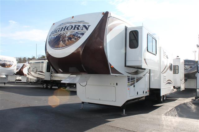 2014 Fifth Wheel Heartland Bighorn