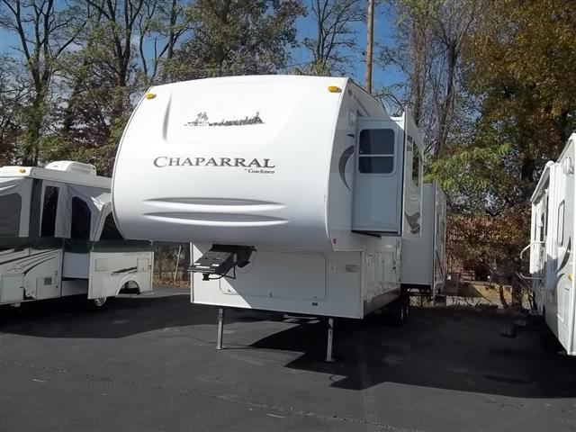 2008 Fifth Wheel Coachmen Chaparral