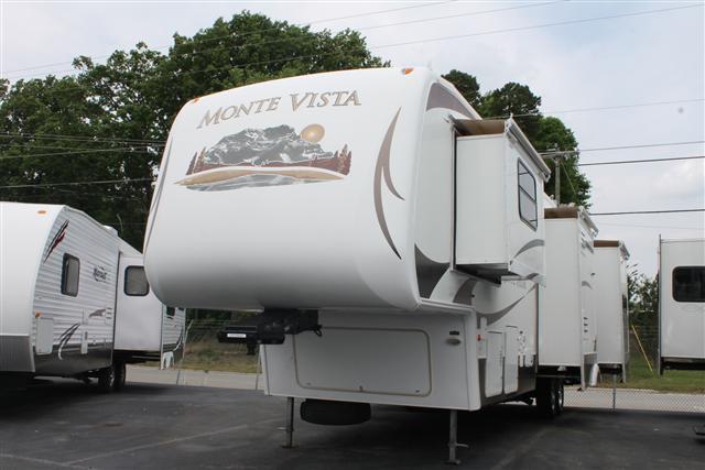 2008 Fifth Wheel Dutchmen Monte Vista