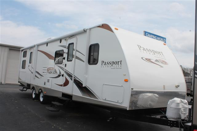 2012 Travel Trailer Keystone PASSPORT ULTRA LITE
