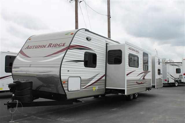 2014 Travel Trailer Starcraft AUTUMN RIDGE