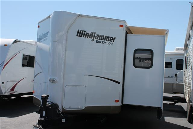 2013 Travel Trailer Forest River Windjammer