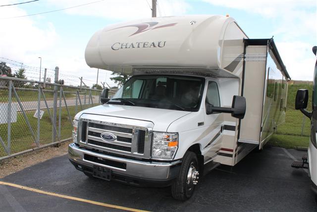 2015 Class C Thor Motor Coach Chateau