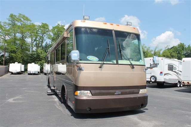 2000 Beaver Motor Coaches Patriot Thunder