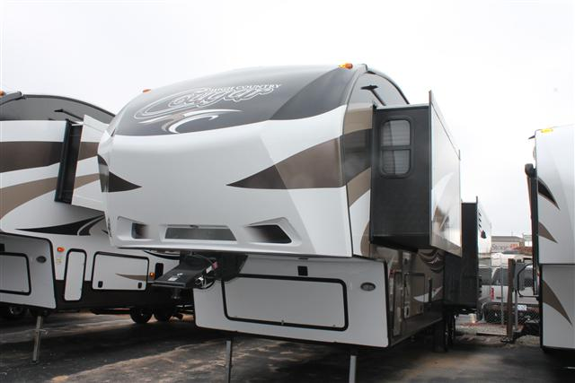 2015 Fifth Wheel Keystone Cougar