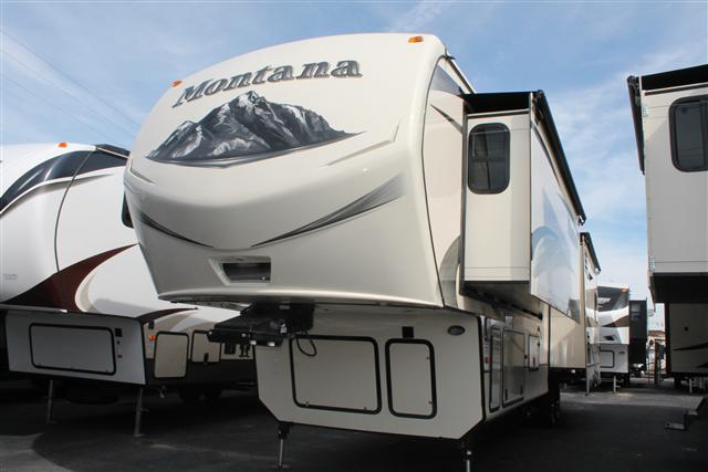 2015 Fifth Wheel Keystone Montana