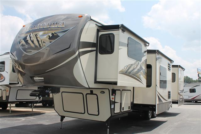 Buy a New Keystone Mountaineer in Hendersonville, NC.