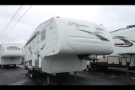 Used 2005 Pilgrim Pilgrim 258RBSS Fifth Wheel For Sale