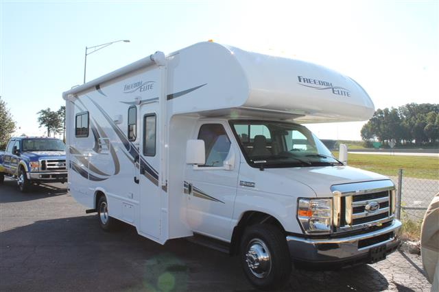 new2015 thor motor coach freedom elite class c for sale