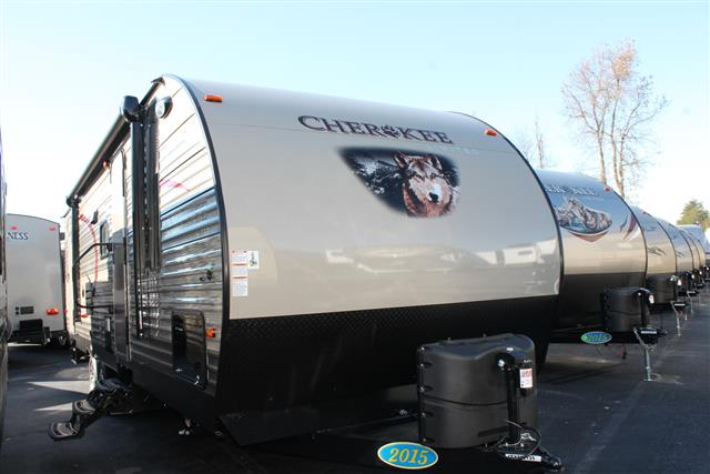 2015 Forest River Cherokee