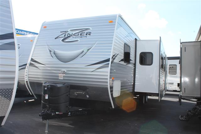 2015 Travel Trailer Crossroads Zinger