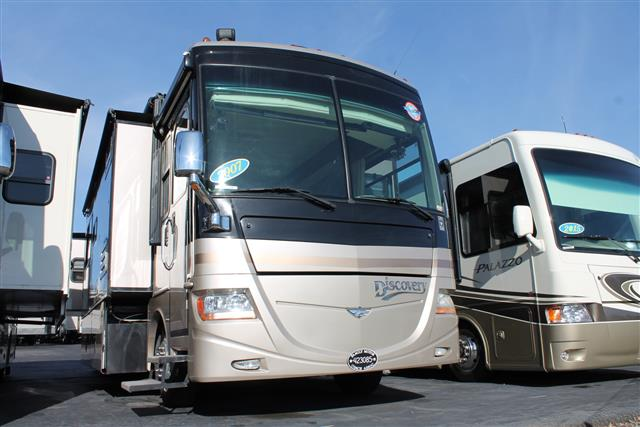 2007 Class A - Diesel Fleetwood Discovery