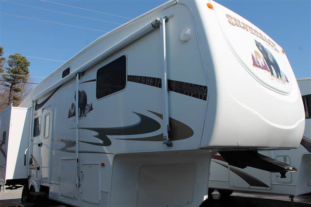Used 2007 Forest River Silverback 30LSTS Fifth Wheel For Sale