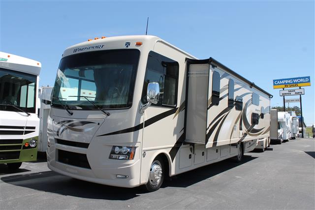 New 2016 THOR MOTOR COACH Windsport 32N Class A - Gas For Sale