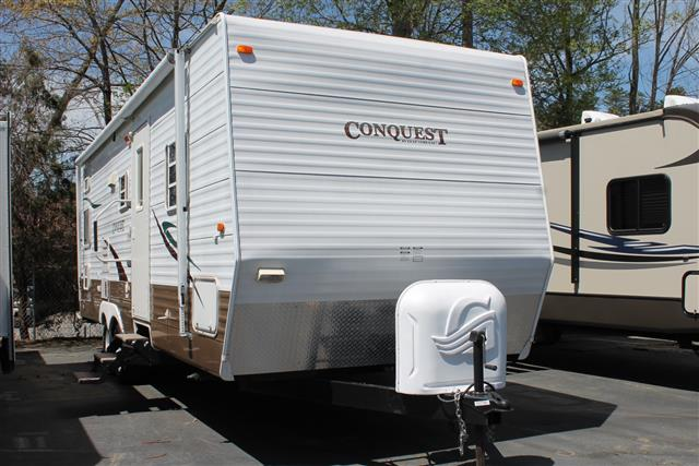 Used 2007 Gulfstream Conquest 265TBS Travel Trailer For Sale