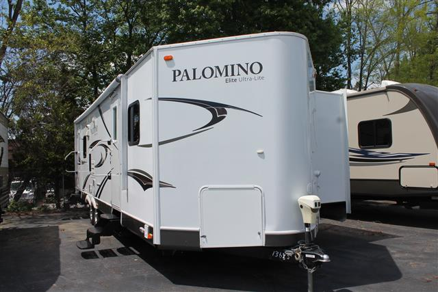 2012 Palomino Thoroughbred