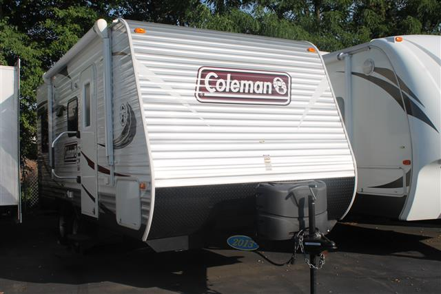 Used 2013 Coleman Expedition 192 RD Travel Trailer For Sale