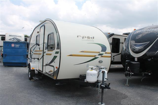 Used 2012 Forest River HOOD RIVER 181G Travel Trailer For Sale