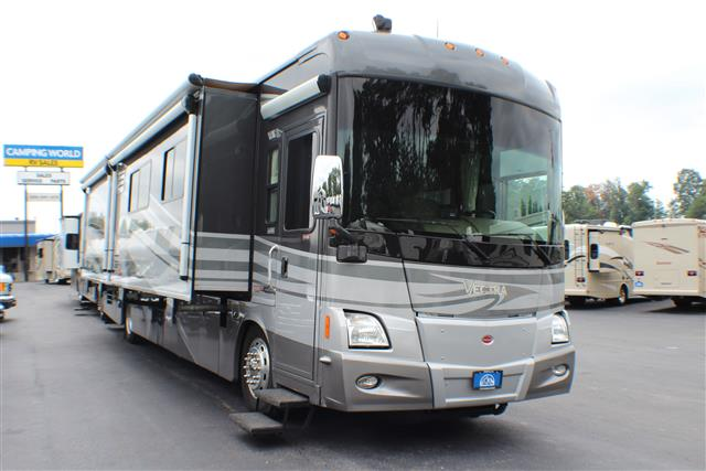 Used 2009 Winnebago Vectra 40WD Class A - Diesel For Sale