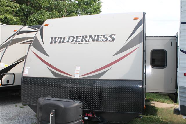 2015 Heartland Wilderness