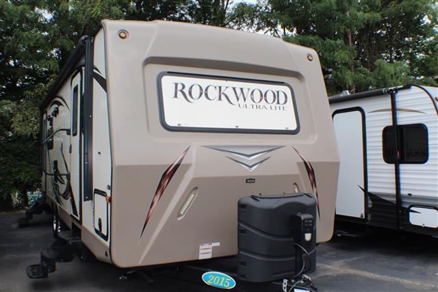 2015 Forest River Rockwood