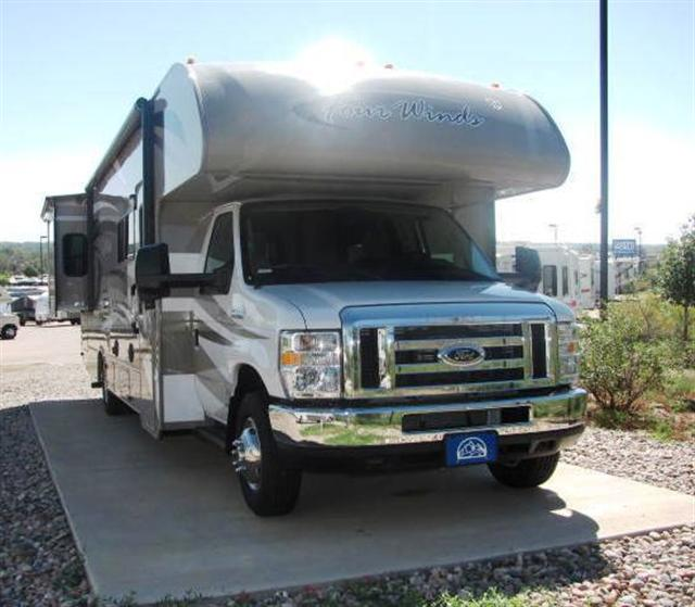 Buy a New THOR MOTOR COACH Four Winds in Fountain, CO.