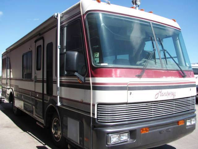 Used1992 Cobra Monterey Class A Diesel For Sale