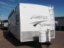 Used 2005 Thor VORTEX VIPER 29 FTB Travel Trailer Toyhauler For Sale