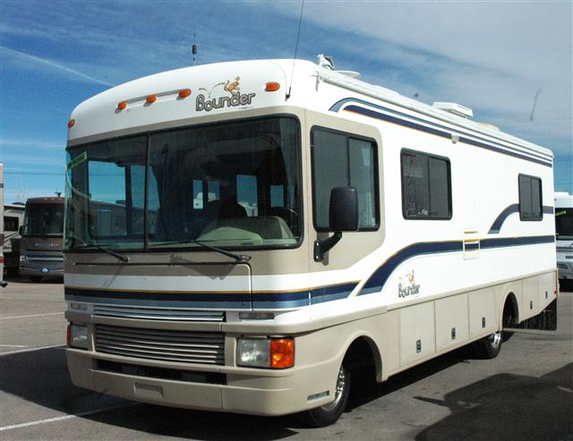 Buy a Used Fleetwood Bounder in Fountain, CO.