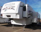 Used 2007 Keystone Montana 3500RL Fifth Wheel For Sale