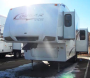 Used 2008 Keystone Cougar 311RLS Fifth Wheel For Sale